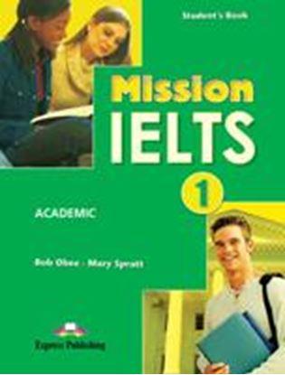 Εικόνα της MISSION IELTS 1 ACADEMIC S'S BOOK