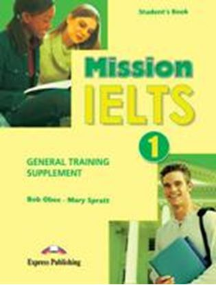 Εικόνα της MISSION IELTS 1 GENERAL TRAINING SUPPLEMENT