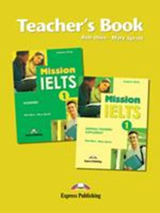 Εικόνα της MISSION IELTS 1 ACADEMIC & MISSION IELTS 1 GENERAL TRAINING SUPP LEMENT TEACHER'S BOOK (ONLY KEY)