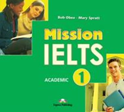 Εικόνα της MISSION IELTS 1 ACADEMIC CLASS CD'S SET OF 2