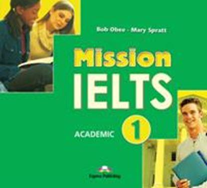 Εικόνα της MISSION IELTS 1 ACADEMIC CLASS CD'S SET OF 2