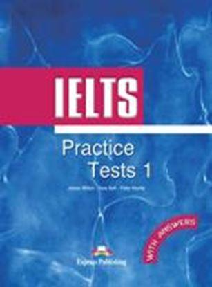 Εικόνα της IELTS PRACTICE TESTS 1 BOOK WITH ANSWERS