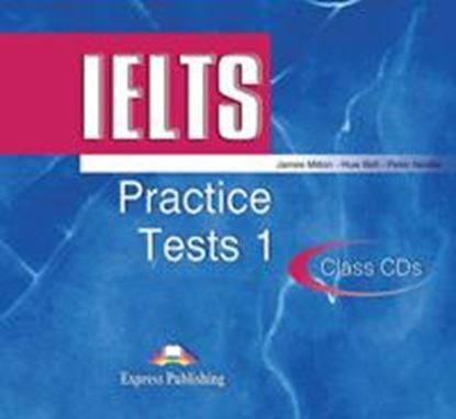 Εικόνα της IELTS PRACTICE TESTS 1 CLASS CDs (SET OF 2)