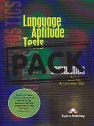 Εικόνα της LANGUAGE APTITUDE TESTS WITH CD-ROM
