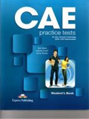 Εικόνα της CAE PRACTICE TESTS FOR THE REVISED CAMBRIDGE ESOL S'S BOOK (REVI SED)
