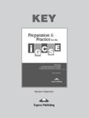 Εικόνα της PREPARATION & PRACTICE FOR THE IGCSE I N ENGLISH KEY