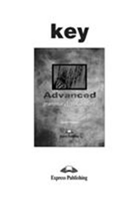 Εικόνα της ADVANCED GRAMMAR & VOCABULARY KEY