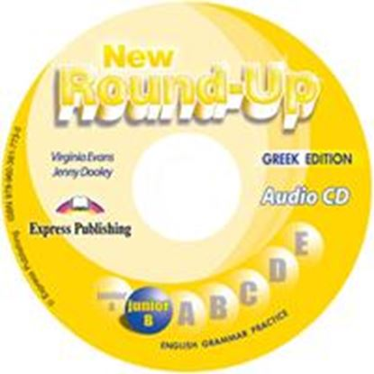 Εικόνα της NEW ROUND UP JUNIOR b AUDIO CD (GREECE)