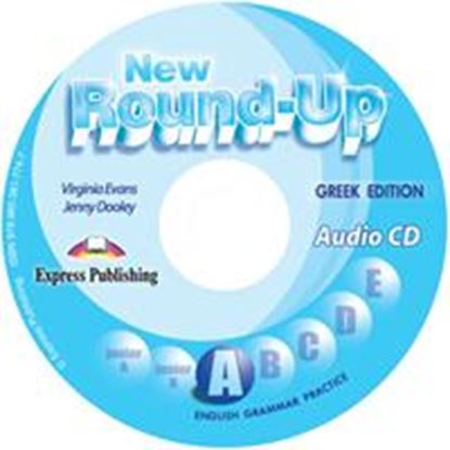 Εικόνα της NEW ROUND UP A AUDIO CD (GREECE)