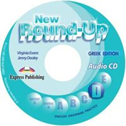 Εικόνα της NEW ROUND-UP D AUDIO CD (GREECE)