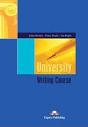 Εικόνα της UNIVERSITY WRITING COURSE S'S BOOK WITH ANSWERS