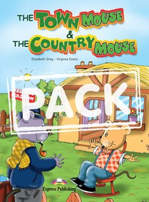 Εικόνα της THE TOWN MOUSE AND THE COUNTRY MOUSE SET WITH MULTI-ROM PAL (AUD IO CD/DVD)