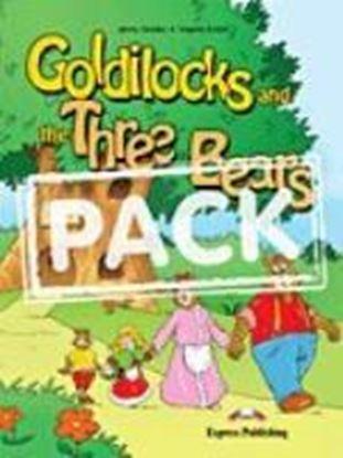 Εικόνα της GOLDILOCKS AND THE 3 BEARS SET WITH MULTI-ROM PAL (AUDIO CD/DVD)