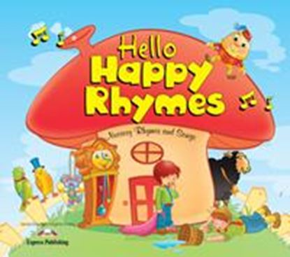 Εικόνα της HELLO HAPPY RHYMES BIG STORY BOOK