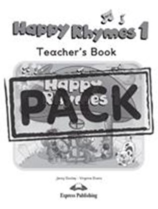 Εικόνα της HAPPY RHYMES 1 TEACHER'S PACK 1 (DVD P AL) (Pupil's, Teacher's, CD, DVD)