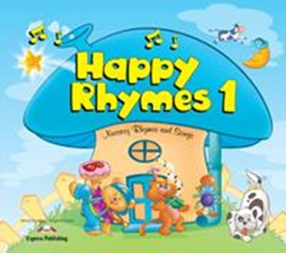 Εικόνα της HAPPY RHYMES 1 BIG STORY BOOK