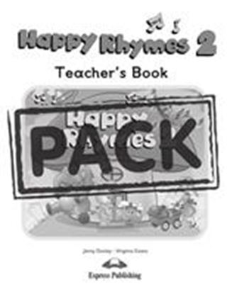 Εικόνα της HAPPY RHYMES 2 TEACHER'S PACK 1 (DVD PAL) (Pupil's, Teacher's, C D, DVD)