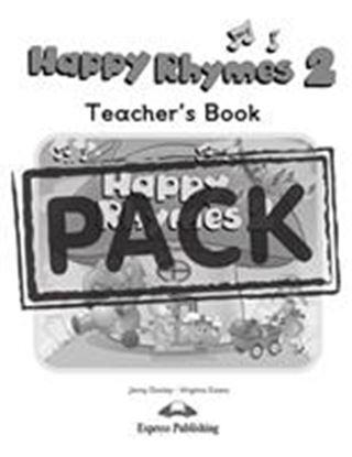 Εικόνα της HAPPY RHYMES 2 TEACHER'S PACK 1 (DVD PAL) (Pupil's, Teacher's, C D, DVD)