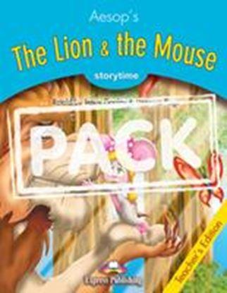 Εικόνα της THE LION AND THE MOUSE T'S PACK WITH M ULTI-ROM PAL (AUDIO CD/DVD)