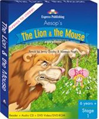 Εικόνα της THE LION & THE MOUSE FUN PACK