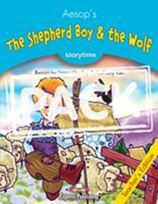 Εικόνα της THE SHEPHERD BOY & THE WOLF T'S PACK ( WITH MULTI-ROM PAL)