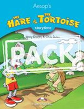 Εικόνα της THE HARE & THE TORTOISE WITH AUDIO CD/ DVD PAL