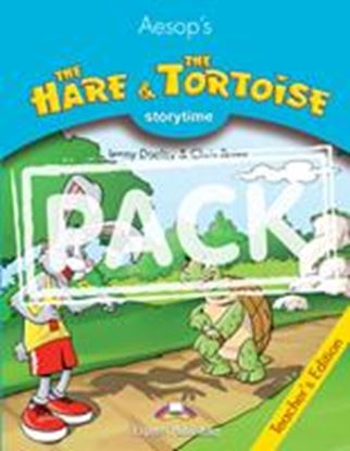 Εικόνα της THE HARE & THE TORTOISE T'S PACK (WITH  AUDIO CD/DVD PAL)