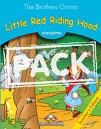 Εικόνα της LITTLE RED RIDING HOOD T'S PACK (WITH MULTI-ROM PAL)