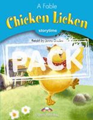 Εικόνα της CHICKEN LICKEN SET WITH MULTI-ROM PAL(AUDIO CD/DVD)