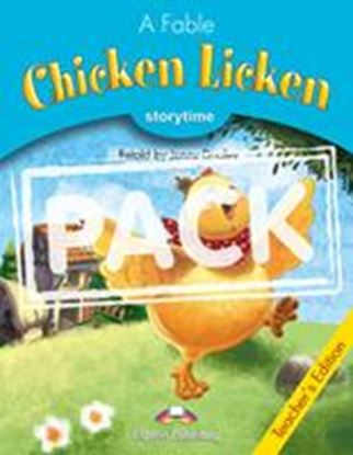 Εικόνα της CHICKEN LICKEN T'S PACK WITH MULTI-ROM PAL (AUDIO CD/DVD)