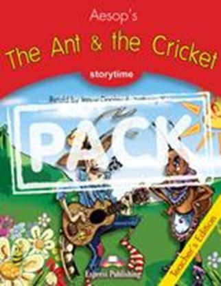 Εικόνα της THE ANT & THE CRICKET T'S PACK (WITH MULTI-ROM PAL)