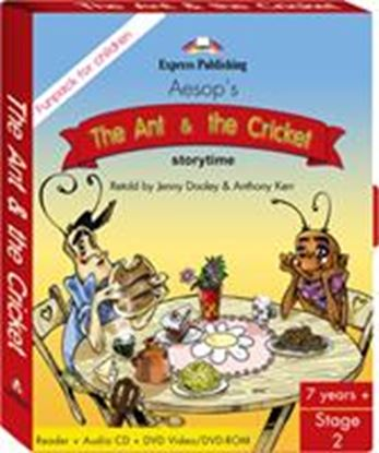 Εικόνα της THE ANT & THE CRICKET FUN PACK