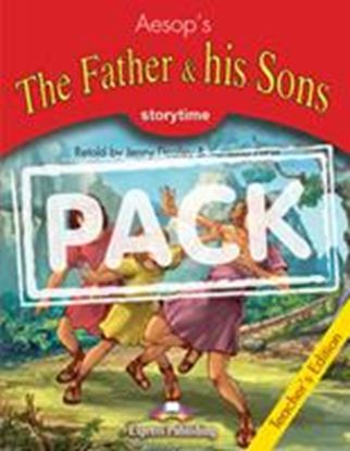 Εικόνα της THE FATHER & HIS SONS T'S PACK (WITH M ULTI-ROM PAL)