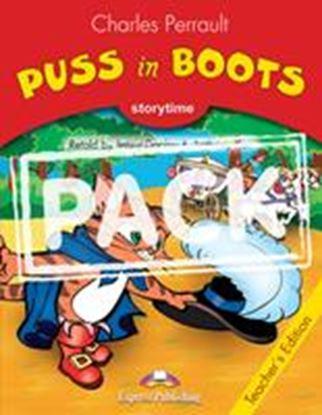Εικόνα της PUSS IN BOOTS T'S PACK (WITH MULTI-ROM  PAL)