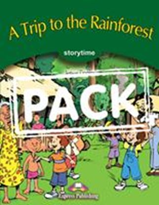 Εικόνα της A TRIP TO THE RAINFOREST SET WITH MULTI-ROM PAL