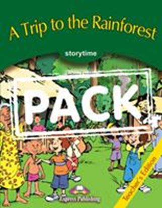 Εικόνα της A TRIP TO THE RAINFOREST T'S PACK (WITH MULTI-ROM PAL)