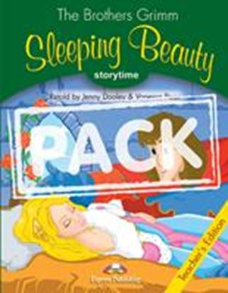 Εικόνα της SLEEPING BEAUTY T'S WITH AUDIO CD / DV D PAL