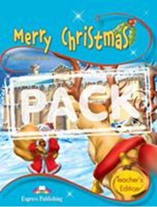Εικόνα της MERRY CHRISTMAS T'S PACK (WITH AUDIO C D/DVD-ROM PAL)
