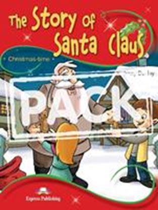 Εικόνα της THE STORY OF SANTA CLAUS SET (WITH AUDIO CD/DVD-ROM PAL)