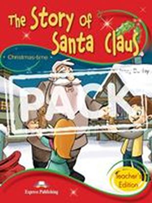 Εικόνα της THE STORY OF SANTA CLAUS T'S PACK (WIT H AUDIO CD/DVD-ROM PAL)