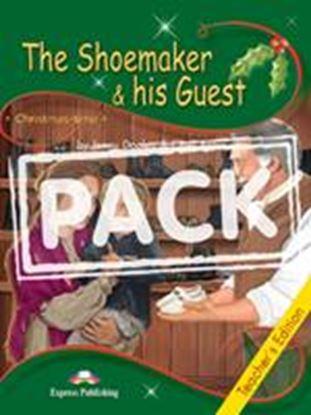 Εικόνα της THE SHOEMAKER AND HIS GUEST T'S WITH AUDIO CD / DVD-ROM PAL