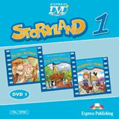 Εικόνα της STORYLAND 1 DVD 1 PAL / NTSC??(THE LION & THE MOUSE, THE WILD SW ANS, THE SHEPHERD BOY & THE WOLF)