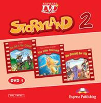 Εικόνα της STORYLAND 2 DVD 1 PAL / NTSC??(THE ANT& THE CRICKET, THE LITTLE MERMAID, NEW PATCHES FOR OLD)