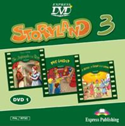 Εικόνα της STORYLAND 3 DVD 1 PAL??(THE NIGHTGALE & THE ROSE, THE GHOST, A M IRROR, A CARPET & A LEMON)