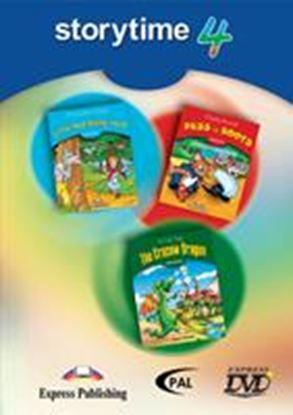 Εικόνα της STORYTIME 4 DVD VIDEO PAL??(LITTLE REDRIDING HOOD,PUSS IN BOOTS, THE CRACOW DRAGON)