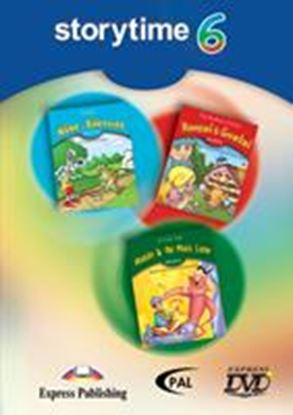 Εικόνα της STORYTIME 6 DVD VIDEO PAL??(THE HARE &THE TORTOISE, HANSEL & GRE TEL, ALADDIN & THE MAGIC LAMP)