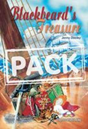 Εικόνα της BLACKBEARD'S TREASURE SET (WITH ACTIVITY & CD)
