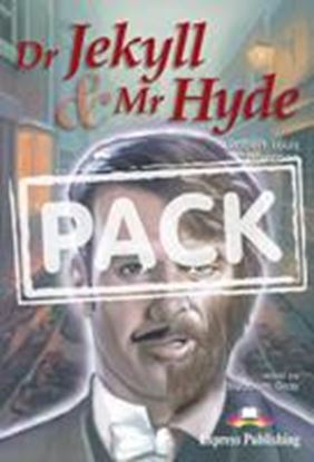 Εικόνα της DR. JEKYLL & MR HYDE SET (WITH ACTIVITΥ & CD)
