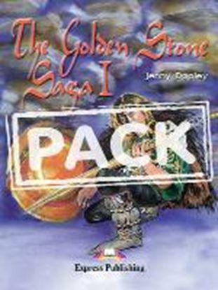 Εικόνα της THE GOLDEN STONE SAGAI SET (WITH ACTIVITY & CD)