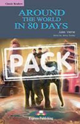 Εικόνα της AROUND THE WORLD IN 80 DAYS SET WITH CD